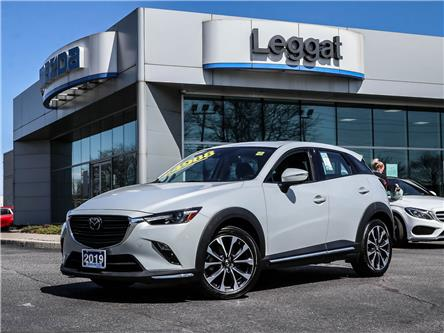 2019 Mazda CX-3 GT (Stk: 2494LT) in Burlington - Image 1 of 27