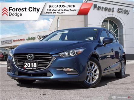 2018 Mazda Mazda3 Sport  (Stk: 20-C023A) in Sudbury - Image 1 of 28