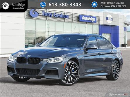 2018 BMW 340i xDrive (Stk: A0591) in Ottawa - Image 1 of 27