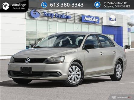 2012 Volkswagen Jetta 2.0L Trendline (Stk: A0598) in Ottawa - Image 1 of 27