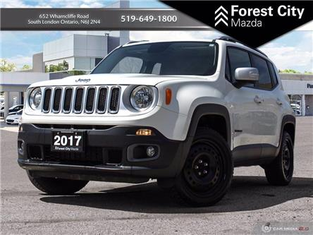 2017 Jeep Renegade Limited (Stk: ML0203A) in Sudbury - Image 1 of 29