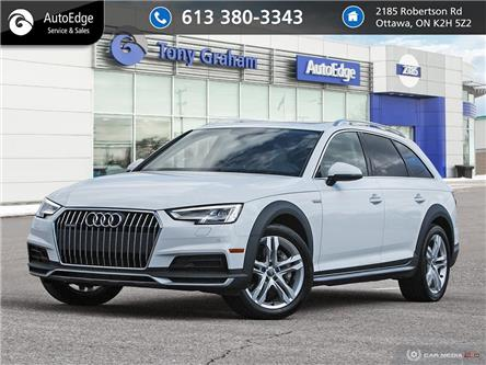 2018 Audi A4 allroad 2.0T Progressiv (Stk: A0609) in Ottawa - Image 1 of 27