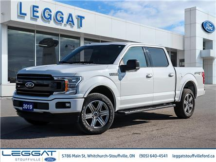 2019 Ford F-150  (Stk: F111118A) in Stouffville - Image 1 of 28