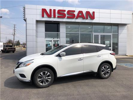2016 Nissan Murano SV (Stk: 21080A) in Sarnia - Image 1 of 21