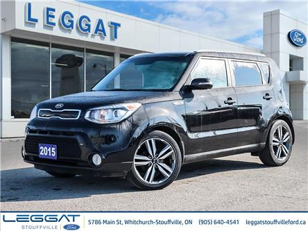 2015 Kia Soul  (Stk: EX19309A) in Stouffville - Image 1 of 30