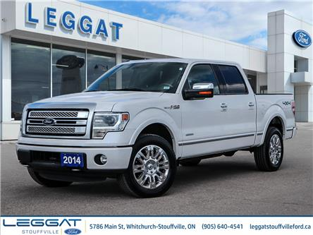 2014 Ford F-150  (Stk: P017) in Stouffville - Image 1 of 29