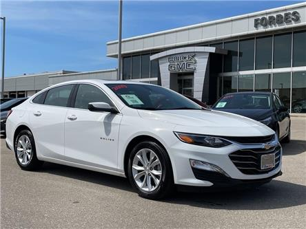 2019 Chevrolet Malibu LT (Stk: 154171) in Waterloo - Image 1 of 27