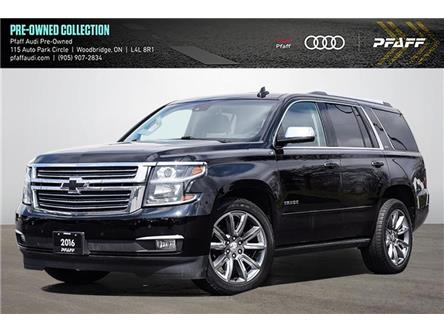 2016 Chevrolet Tahoe LTZ (Stk: C8187A) in Woodbridge - Image 1 of 24