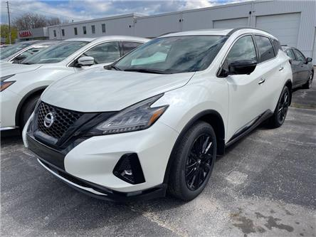 2021 Nissan Murano Midnight Edition (Stk: 21102) in Sarnia - Image 1 of 5