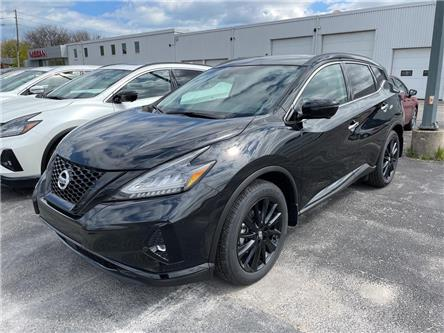 2021 Nissan Murano Midnight Edition (Stk: 21106) in Sarnia - Image 1 of 5