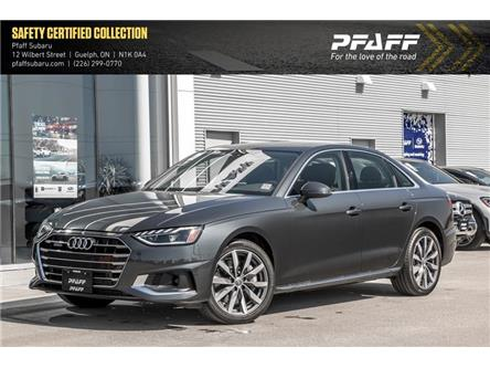 2020 Audi A4 2.0T Komfort (Stk: SU0363) in Guelph - Image 1 of 23