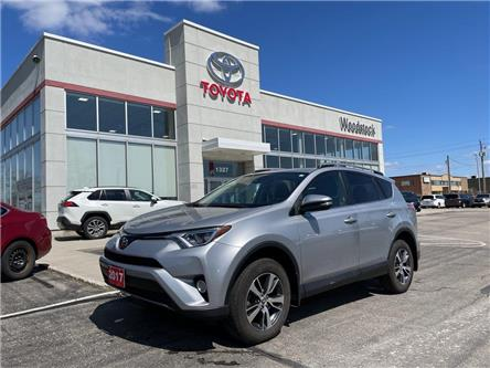 2017 Toyota RAV4 XLE (Stk: 199469B) in Woodstock - Image 1 of 23