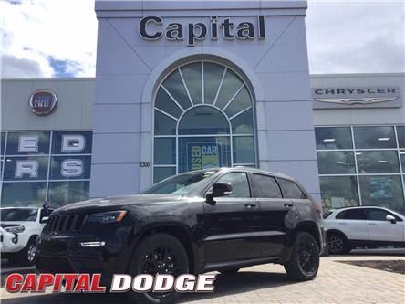 2021 Jeep Grand Cherokee Limited (Stk: M00380) in Kanata - Image 1 of 28