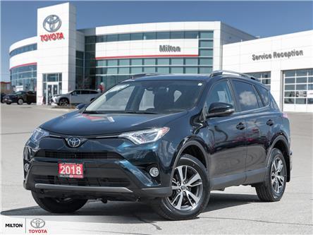 2018 Toyota RAV4 XLE (Stk: 758358A) in Milton - Image 1 of 21