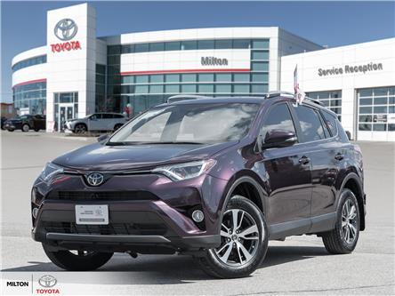 2018 Toyota RAV4 XLE (Stk: 462168A) in Milton - Image 1 of 21