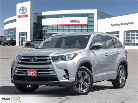2017 Toyota Highlander Limited (Stk: 483302A) in Milton - Image 1 of 25