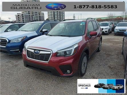 2021 Subaru Forester Touring (Stk: M-9956) in Markham - Image 1 of 2