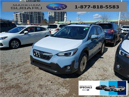 2021 Subaru Crosstrek Limited (Stk: M-10004) in Markham - Image 1 of 2