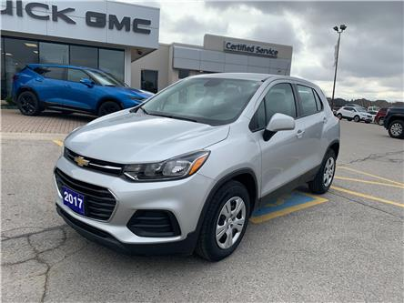 2017 Chevrolet Trax LS (Stk: 3GNCJK) in Strathroy - Image 1 of 10