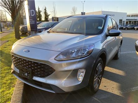2021 Ford Escape SEL Hybrid (Stk: 216192) in Vancouver - Image 1 of 10