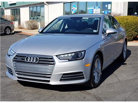 2017 Audi A4 2.0T Komfort (Stk: 11042) in Lower Sackville - Image 1 of 22