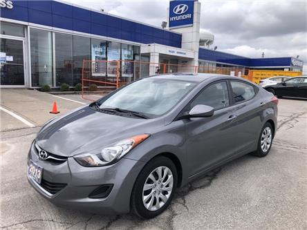 2013 Hyundai Elantra GL (Stk: 11698PA) in Scarborough - Image 1 of 18