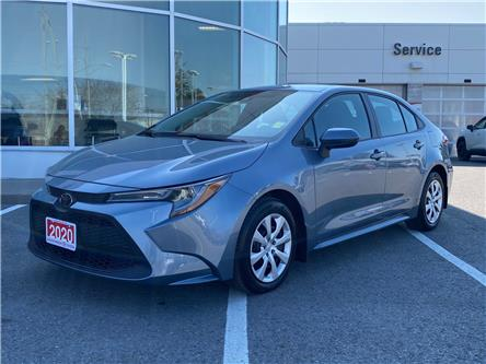 2020 Toyota Corolla LE (Stk: W5318) in Cobourg - Image 1 of 22