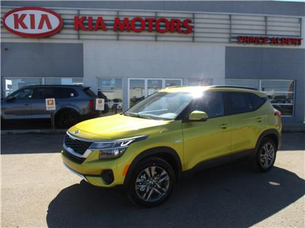 2021 Kia Seltos LX (Stk: 41090) in Prince Albert - Image 1 of 18
