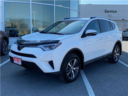 2018 Toyota RAV4 LE (Stk: TX098A) in Cobourg - Image 1 of 23