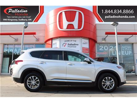 2019 Hyundai Santa Fe ESSENTIAL (Stk: BC0092) in Greater Sudbury - Image 1 of 35