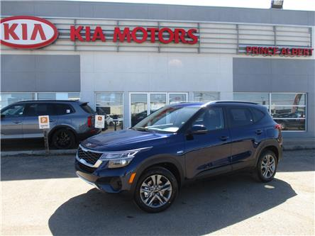 2021 Kia Seltos LX (Stk: 41091) in Prince Albert - Image 1 of 18