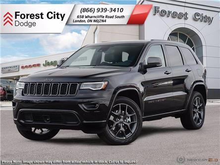 2021 Jeep Grand Cherokee Limited (Stk: 21-7014) in London - Image 1 of 23