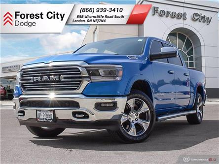 2020 RAM 1500 Laramie (Stk: 20-R099) in London - Image 1 of 35