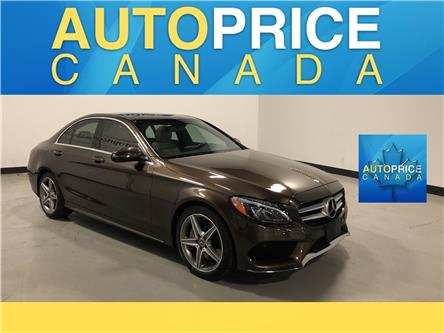 2017 Mercedes-Benz C-Class Base (Stk: H0314) in Mississauga - Image 1 of 27