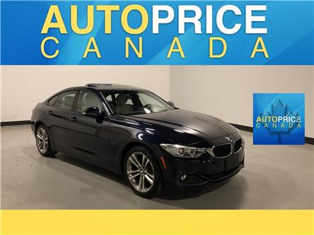 2017 BMW 430i xDrive Gran Coupe (Stk: W3004) in Mississauga - Image 1 of 28