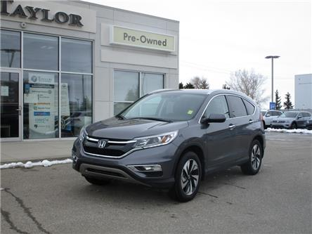 2016 Honda CR-V Touring (Stk: 2102541) in Regina - Image 1 of 42