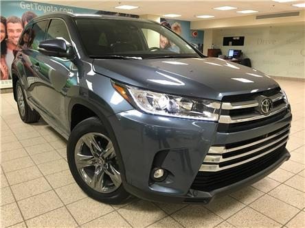 2019 Toyota Highlander Limited (Stk: 210797A) in Calgary - Image 1 of 24