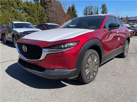 2021 Mazda CX-30 GT w/Turbo (Stk: 242557) in Surrey - Image 1 of 5