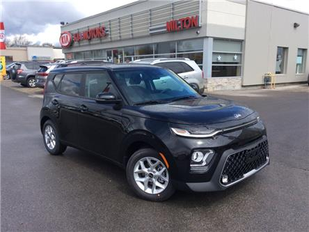 2021 Kia Soul EX (Stk: 782119) in Milton - Image 1 of 13