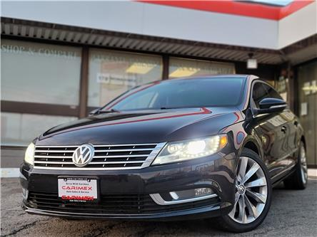 2013 Volkswagen CC Highline V6 (Stk: 2103069) in Waterloo - Image 1 of 23