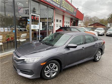 2017 Honda Civic LX (Stk: ) in Ottawa - Image 1 of 11