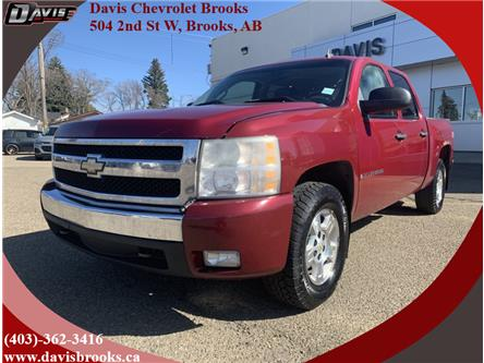 2007 Chevrolet Silverado 1500 Next Generation  (Stk: 104885) in Brooks - Image 1 of 14