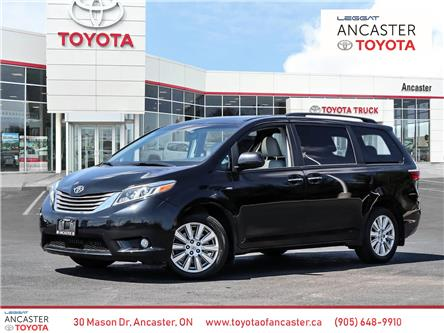 2017 Toyota Sienna  (Stk: 4150) in Ancaster - Image 1 of 27