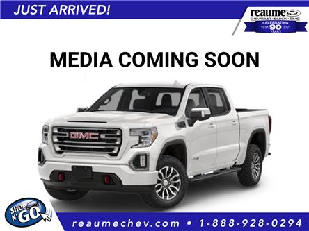 2021 GMC Sierra 1500 AT4 (Stk: 21-0310) in LaSalle - Image 1 of 10