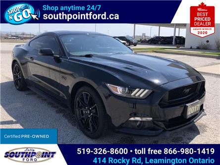 2017 Ford Mustang GT (Stk: S6949A) in Leamington - Image 1 of 26