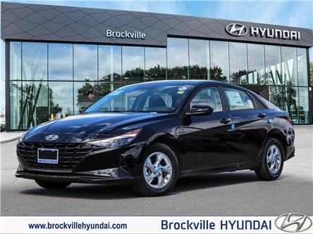 2021 Hyundai Elantra ESSENTIAL (Stk: R21235) in Brockville - Image 1 of 24