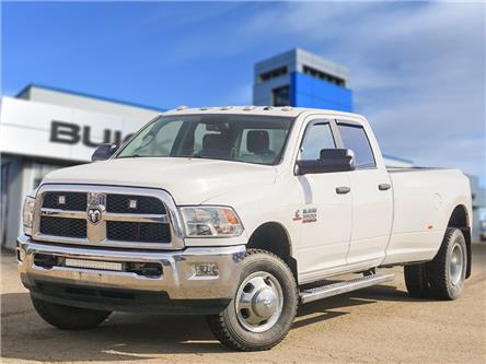 2015 RAM 3500 SLT (Stk: T21-1857A) in Dawson Creek - Image 1 of 14