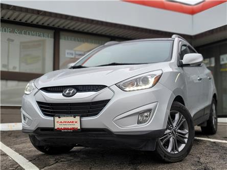 2015 Hyundai Tucson GLS (Stk: 2103084) in Waterloo - Image 1 of 21