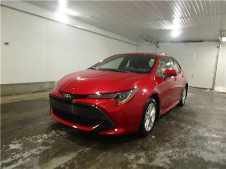 2021 Toyota Corolla Hatchback Base (Stk: 211068) in Regina - Image 1 of 27