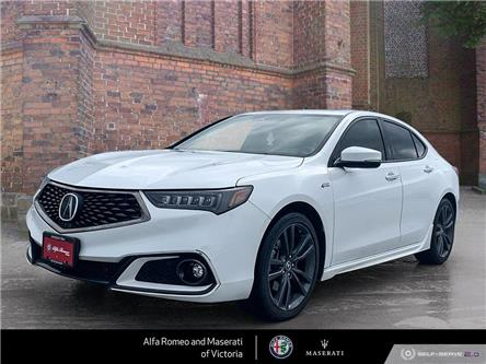 2020 Acura TLX Tech A-Spec (Stk: 138212) in Victoria - Image 1 of 24